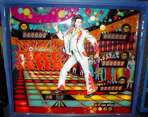 Disco Pinball
