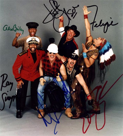 Village People 12""